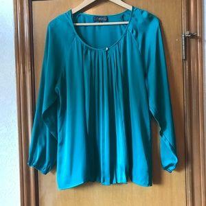 ELEMENTZ green blouse